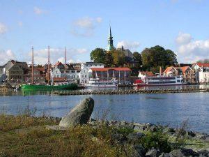 Kappeln an der Schlei in Schleswig-Holstein